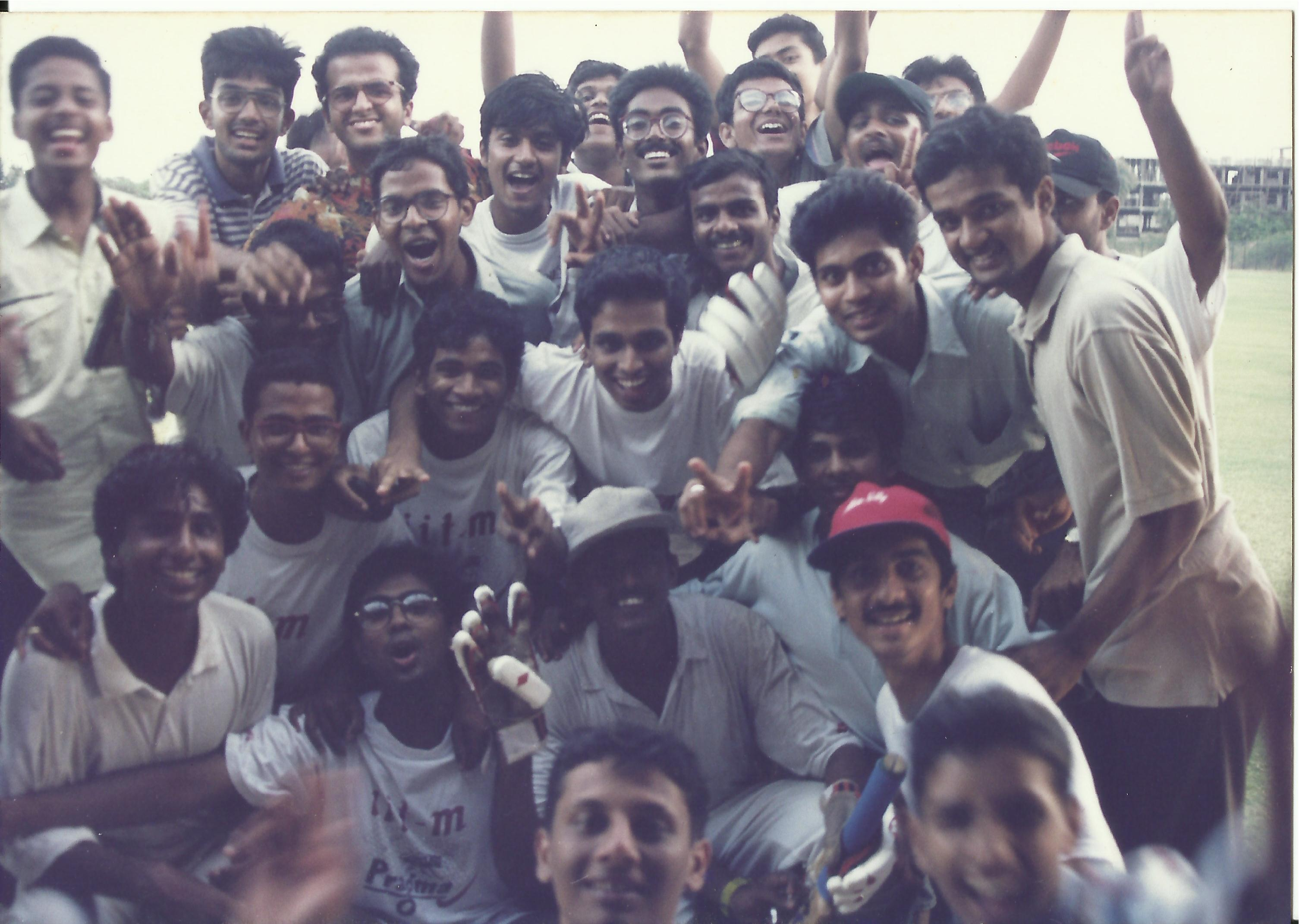 Cricket team 1998