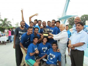 After Winning Gold at the Inter IIT 2012