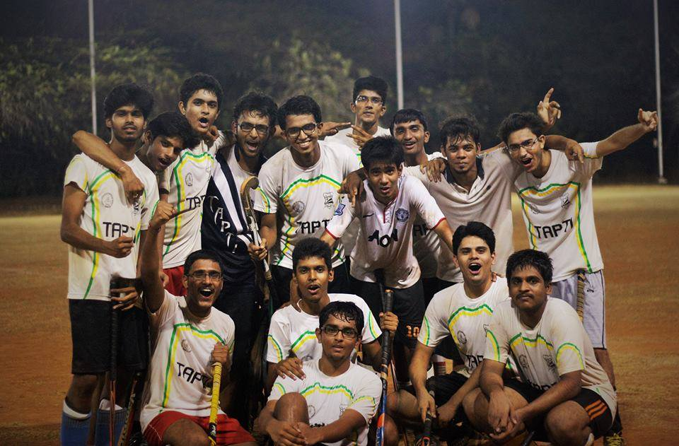 Tapti Hostel Hockey Team