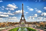 Living in a Foreign Land: The Land of the Eiffel