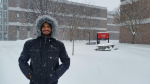 Living in A Foreign Land: From 36 degrees to -36 degrees, PhD at Canada