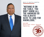 IIT Madras happened to me-Dr. D.V. Satya Gupta, DAA 2018