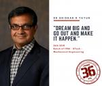 Purpose Beyond Profit- Dr. Sridhar R Tayur, DAA 2018
