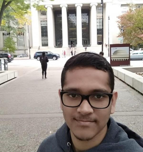 Pradeep Natarajan at MIT