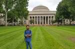An Operations Management Intern at the MIT Sloan School -With Karan Patel