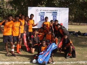 We thrashed Guwahati 5-1 enroute to the Gold Medal