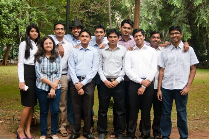2014 Batch Dual Degree CSE Students