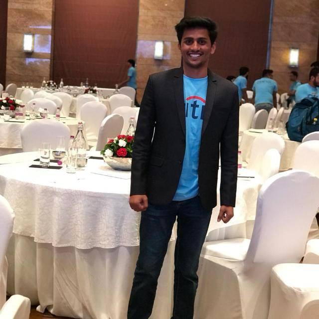 Citi's Placement Code – Rahul Sahani | Chennai36